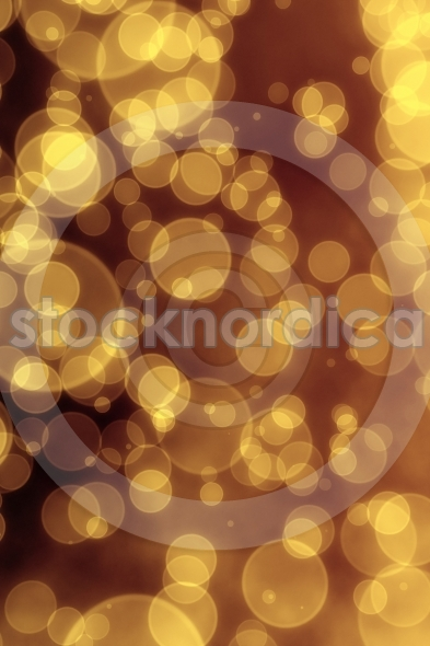gold bokeh abstract light background