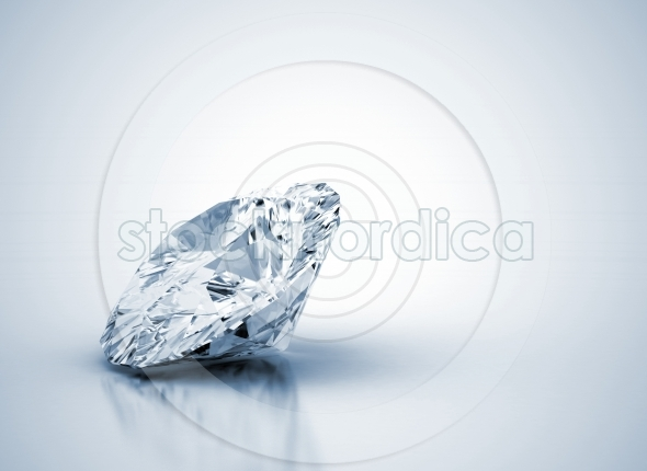 Bright Diamond close up