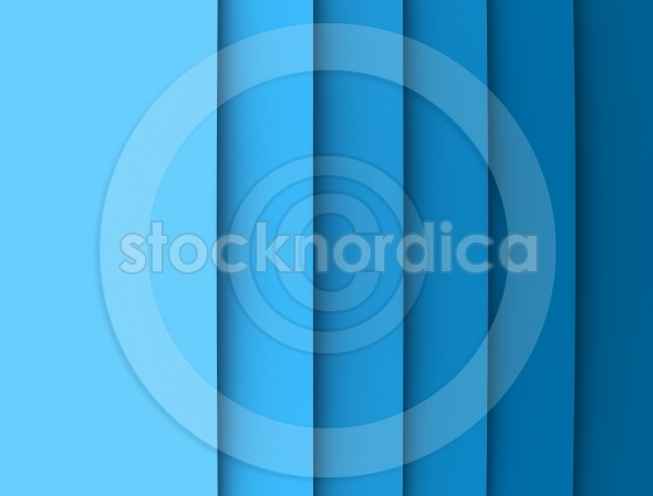 Graphic layout blue gradient background