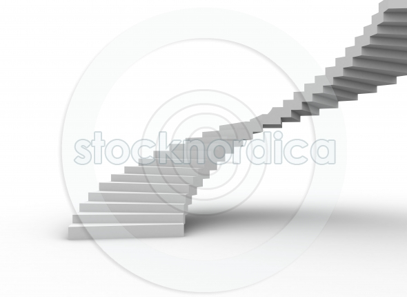 Staircase Business background
